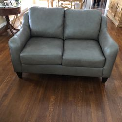 2 Year Old Leather Sofa And Loave Seat for Sale in Randolph,  NJ