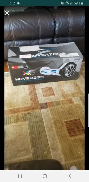 NEW Hoverzon XLS Bluetooth Hoverboard for Sale in Dearborn, MI