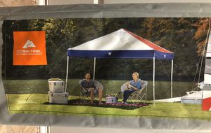 New Ozark Trail Instant 10' x 10' Texas Flag Canopy for Sale in Lumberton, TX