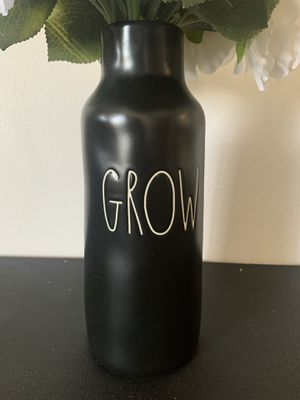 Rae Dunn Grow Flower Vase NEW for Sale in Santa Ana, CA
