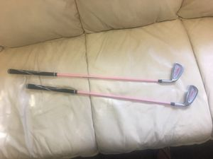 """Pink """"Golf Girl"""" clubs for Sale in Fort Washington, MD"""