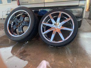 Rims 22s for Sale in Glendale, AZ