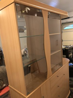 China cabinet / Contemporary style for Sale in Mission Viejo, CA