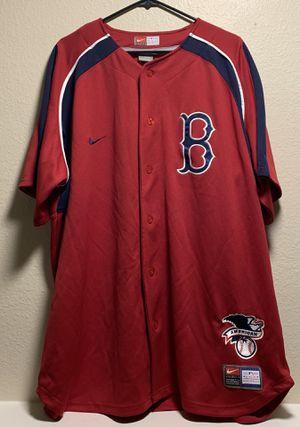 Nike Boston Red Sox Jersey (XXL) for Sale in Seattle, WA