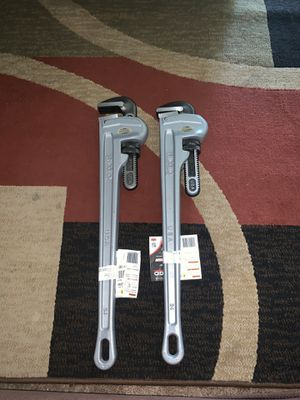 brand new rigid pipe wrench for Sale in San Jose, CA