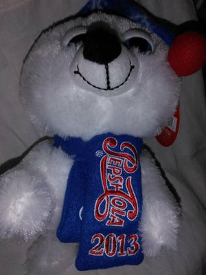Holiday collectable plush toys from Pepsi and Coke. for Sale in Seattle, WA