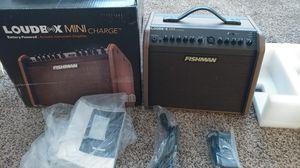 Fishman loudbox mini charge amp for Sale in Johns Creek, GA