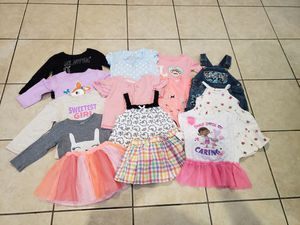 Baby girl clothes for Sale in San Marcos, TX