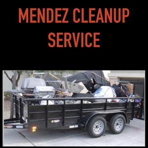 Trailer Trash Pickup for Sale in Sylmar, CA