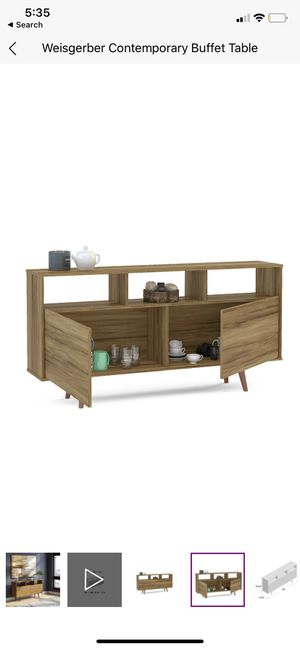 Mid century modern sideboard for Sale in Frederick, MD
