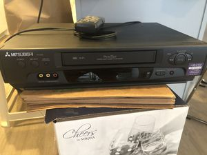 Mitsubishi HS-U520 VCR for Sale in Portland, OR