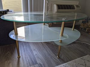 Glass coffee table for Sale in Sunnyvale, CA