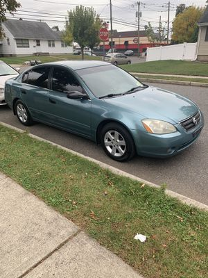 2002 Nissan Altima for Sale in Clifton, NJ