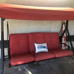 Patio Porch Swing for Sale in Bloomington, CA
