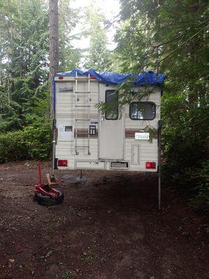 Truck camper northland for Sale in Bremerton, WA