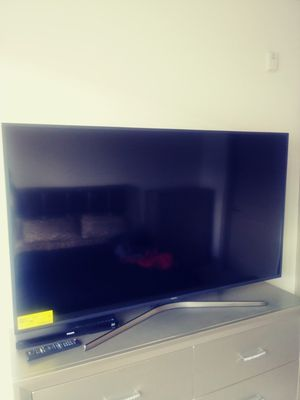 "SAMSUNG 65"" SMART T.V. for Sale in Houston, TX"