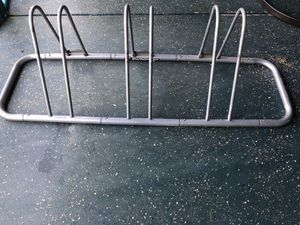 Bike garage storage Rack/Stand $20 cash at pickup in Apex for Sale in Apex, NC