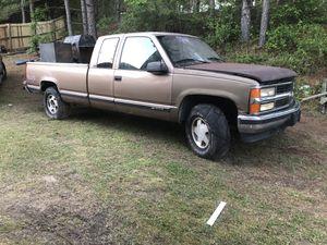 1996 Chevy Silverado Gas automatic for Sale in Stonecrest, GA