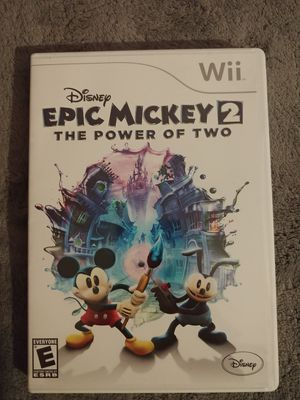 Epic Mickey 2 for Sale in Anaheim, CA