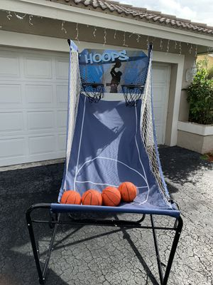 Hoops kids basketball arcade game for Sale in Plantation, FL