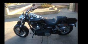 2009 Harley Davidson Fat Bob Motorcycle for Sale in Glendale, AZ