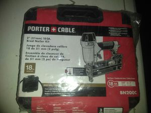 Porter Cable nail gun for Sale in Galt, CA
