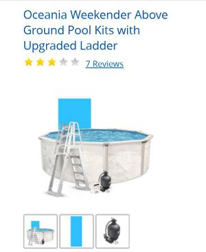 Above ground pool installer for Sale in San Antonio, TX