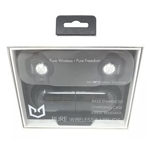 BRAND NEW SEALED Howell Pure Wireless Earbud Headphones w Portable Charger-Black for Sale in Scottsdale, AZ