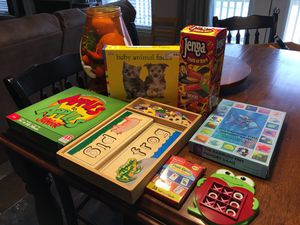 Children's games 8 for Sale in St. Peters, MO