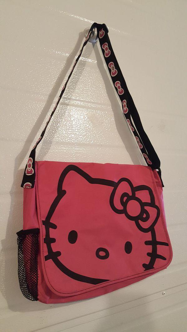 Hello kitty Sanrio license Messenger bag