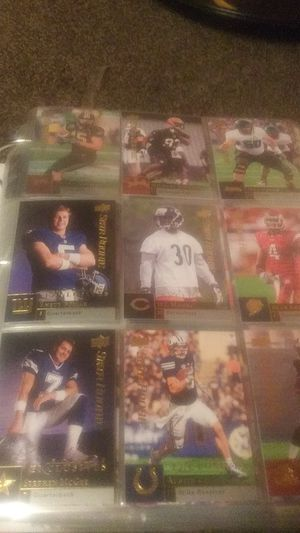 Football basketball and baseball cards for Sale in Wichita, KS