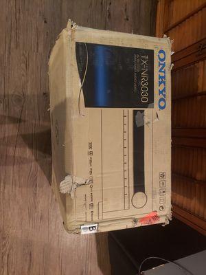 Onkyo TX-NR3030 Amp for Sale in Phoenix, AZ