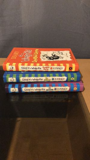 Diary of a wimpy kid bundle for Sale in Inkster, MI