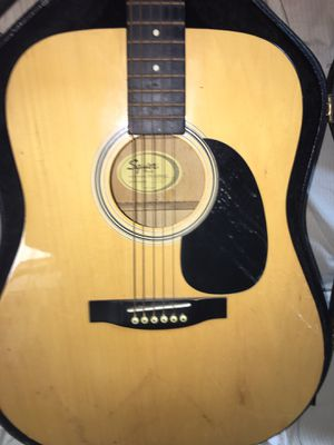 Squire acustic guitar for Sale in Euless, TX