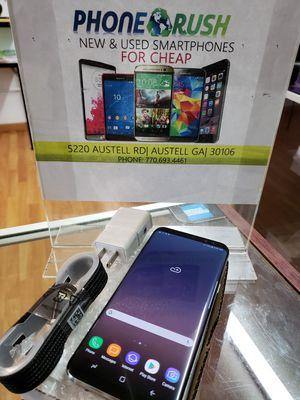New Factory Unlocked Samsung Galaxy S8+ 64GB Smartphone Metro PCS 6 for Sale in Austell, GA