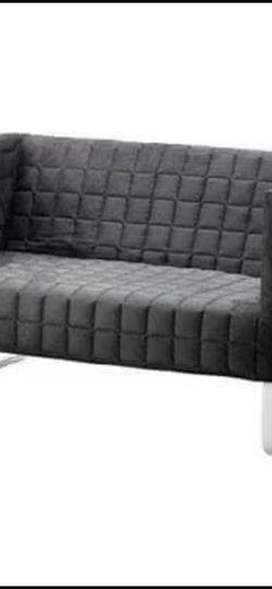 IKEA Knopparp Grey Couch for Sale in Philadelphia,  PA