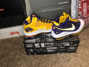 Nike Lebron 7 media day for Sale in Anaheim, CA