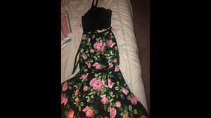 Sherry Hill Mermaid two piece prom gown SEND ME YOUR BEST OFFER MUST GO ASAP STILL AVAILABLE for Sale in Willow Grove, PA