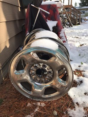 Stock Ford rims for Sale in Seattle, WA