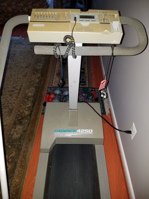 Treadmill good condition for Sale in Herndon, VA