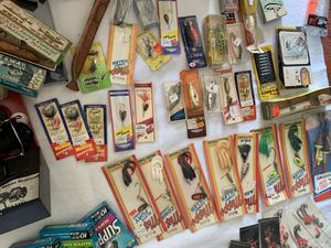 Fishing tackle lures and reels for Sale in Brandywine, MD