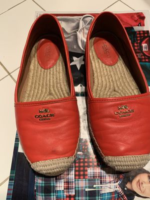 Coach and Jeffrey Campbell shoes for Sale in Alexandria, VA