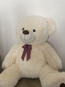 Giant Teddy Bear Plush for Sale in Gainesville,  VA