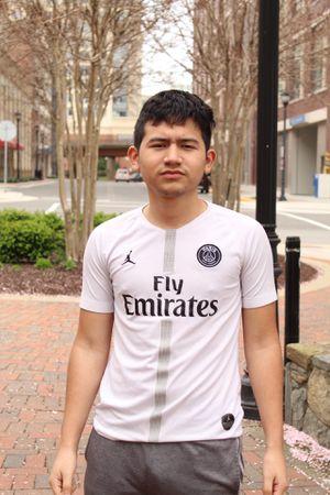 18/19 Psg Jordan Away Soccer Jersey for Sale in Alexandria, VA