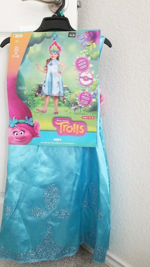 Halloween costume Poppy Trolls for Sale in San Antonio, TX