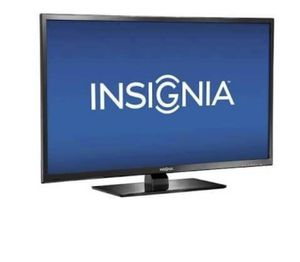 40 inch TV flat screen insignia for Sale in View Park-Windsor Hills, CA