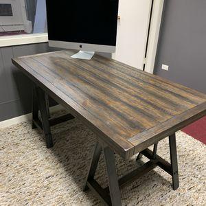 Wooden Adjustable Desk (Heavy Duty) for Sale in Mount Prospect, IL