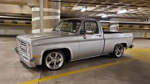87 Chevy C10 Silverado Truck for Sale in Bowie, MD