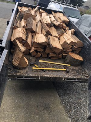 2+ cord of wood - Cedar for Sale in Puyallup, WA