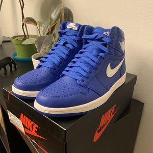 Nike Air Jordan 1 | Hyper Royal | size 9 for Sale in Portland, OR